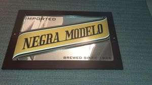 Beer mirror for Sale in Upland, CA