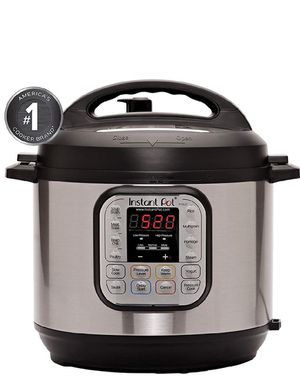 Instant Pot DUO 8 at 7-in-1 Programmable pressure cooker, slow cooker, steamer, saute, yogurt maker and warmer for Sale in Henderson, NV