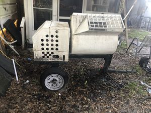 Muller Mortar mixer for Sale in Dundee, FL