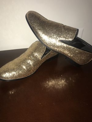 Brand New Black and gold Loafers (Amali) for Sale in Springfield, VA