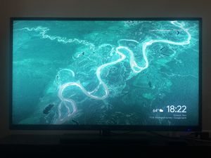 Westinghouse 55 inch LED TV w/chromecast for Sale in McLean, VA