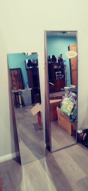 Mirrors for door or wall for Sale in Chula Vista, CA