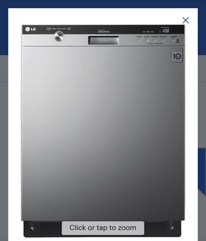 "LG 24"" built-in dishwasher with stainless steel tub for Sale in Los Angeles, CA"