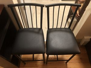 Counter Height Table and 2 Chairs for Sale in Boston, MA