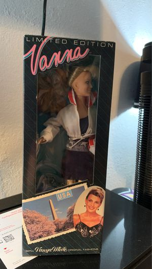 Vanna White limited edition for Sale in Murrieta, CA