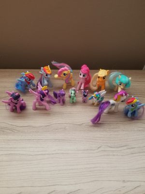 My Little Pony Figure Toys for Sale in Queens, NY