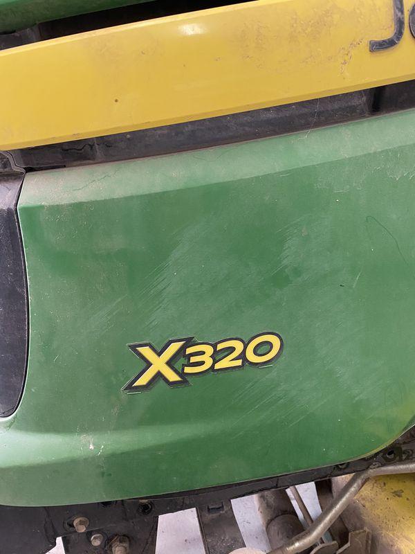 "40"" John Deere plow/ loader. TRACTOR NOT FOR SALE"
