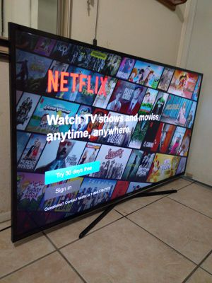 Smart TV 60inch LED good condition Samsung $450 (negotiable) for Sale in Phoenix, AZ