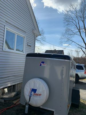 5'×8' 99 pace american trailer for sale for Sale in Lynn, MA
