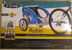 New Instep Bike Trailer for Sale in Methuen, MA
