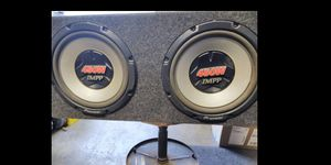 """Two 12"""" pioneer for Sale in Imperial Beach, CA"""
