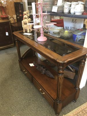 Sofa table great for plants for Sale in Bridgeville, PA