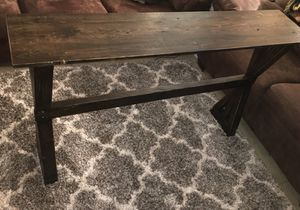 Rustic Console Table for Sale in Tampa, FL