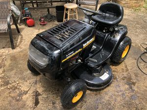 "Yard Machines 38"" Riding Lawn Mower 13.5 hp for Sale in Austin, TX"