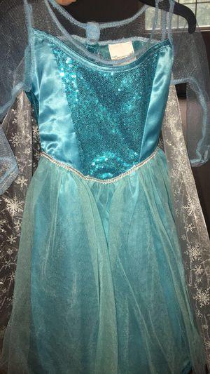Elsa dress for toddler age 2-4 for Sale in Burke, VA