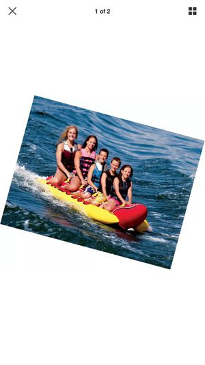 5person hot dog tube for Sale in St. Louis, MO