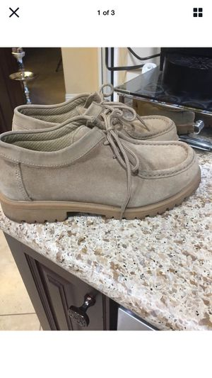 Faded Glory Womens Suede Boots Size 8.5 (Porter Ranch) for Sale in Los Angeles, CA