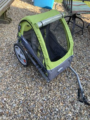 Instep kids bike trailer for Sale in Canton, OH