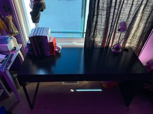 Black desk for Sale in San Jose, CA