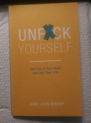 Unfuk Yourself Paperback Book for Sale in Baltimore, MD