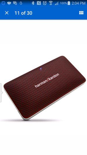 Harman Kardon Esquire Mini Ultra Thin Portable Bluetooth Speaker. for Sale in Jacksonville, AR