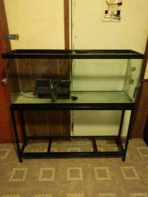 55 GALLON AQUARIUM FOR SALE $125 for Sale in Detroit, MI