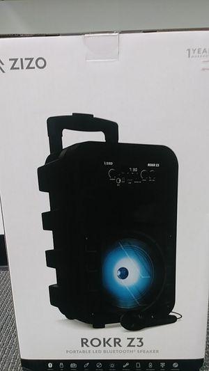 Zizo Rokr Z3 Bluetooth Speaker for Sale in Puyallup, WA