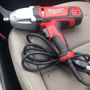 Milwaukee 1/2 Impact Wrench W/ Rocker Switch And Detent Pin for Sale in Dallas, TX