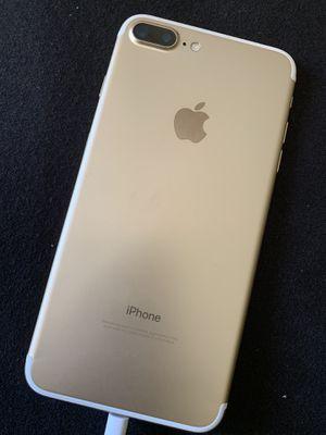 iPhone 7 Plus Unlocked for Sale in Bonita, CA