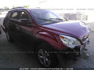 2013 CHEVY EQUINOX PARTS for Sale in River Rouge, MI