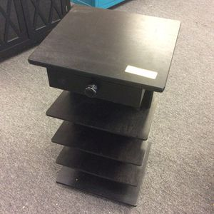 Perfect Storage Small Shelf With Drawer for Sale in Bellingham, MA