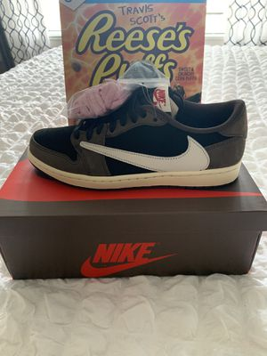 Jordan 1 Retro Low OG Travis Scott size 8 Brand New original whith the receipt for Sale in Riverview, FL