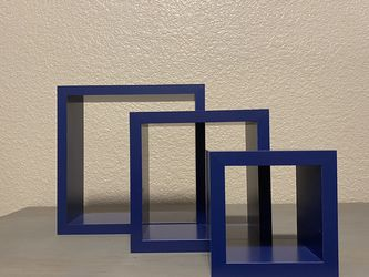 Cube Shelves (set of three) for Sale in Denver,  CO