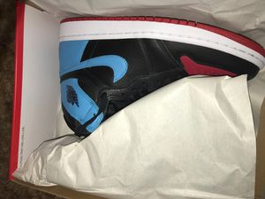 Jordan 1 NC Size 10W = 8.5 Men for Sale in Downey, CA