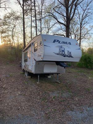 2008 puma 5th wheel camper for Sale in Rossville, GA