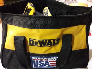 Two dewalt drills and batteries for Sale in Fontana, CA
