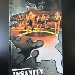 Insanity Workout Dvd for Sale in Los Angeles, CA