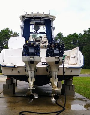 200 H.P. Johnson Evinrude for Sale in FAIRMOUNT HGT, MD