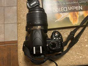 Nikon D3100 DSLR for Sale in Alexandria, VA