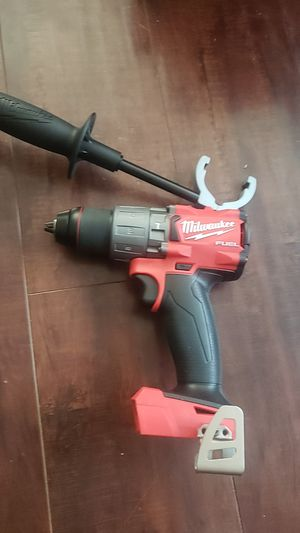 Milwaukee hammer drill brushless fuel for Sale in Compton, CA