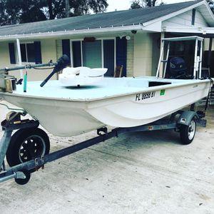 14ft flats boat for Sale in Eustis, FL