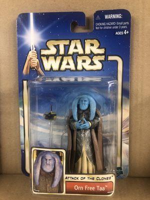 Star Wars Saga/ AOTC Collection '02/ #35 Senator ORN FREE TAA Action Figure for Sale in Lake Stevens, WA