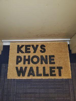 DOOR MAT for Sale in Los Angeles, CA