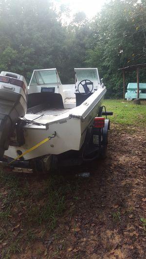 Baretta fish and ski boat for Sale in Tallapoosa, GA