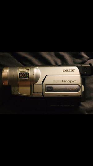 Sony Digital Video Camera Recorder Handycam DCR TRV 150 for Sale in Clearwater, FL