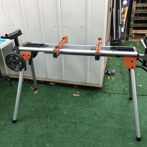 RIDGID Professional Compact Miter Saw Stand for Sale in La Habra, CA