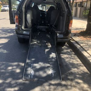 Ford wheelchair minivan for Sale in Garden Grove, CA