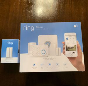 Brand New Ring Home Security System w/ Extra Sensor for Sale in Houston, TX