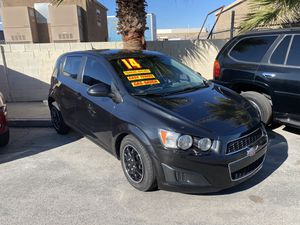 2014 Chevy Sonic for Sale in North Las Vegas, NV