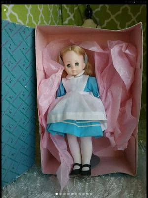 Madame Alexander Alice in wonderland doll for Sale in E RNCHO DMNGZ, CA